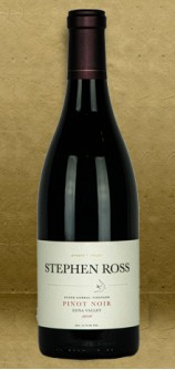 Stephen Ross Stone Corral Vineyard Pinot Noir 2016 Red Wine