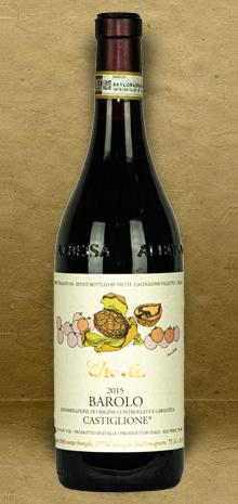Vietti Barolo Castiglione DOCG 2015 Red Wine