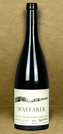 Wayfarer Fort Ross - Seaview Wayfarer Vineyard Pinot Noir 2017 Red Wine