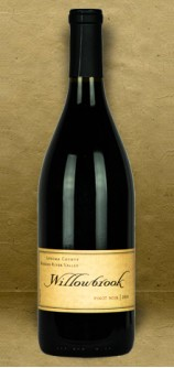 Willowbrook Cellars Russian River Valley Pinot Noir 2019 Red Wine