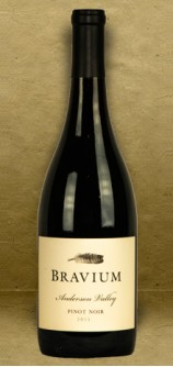 Bravium Anderson Valley Pinot Noir 2015 Red Wine