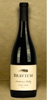Bravium Anderson Valley Pinot Noir 2015 Red Wine