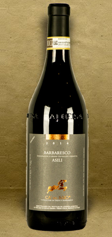 "Ca' Del Baio ""Asili"" Barbaresco DOCG 2014 Red Wine"