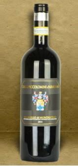 Ciacci Piccolomini d'Aragona Brunello di Montalcino DOCG 2011 Red Wine