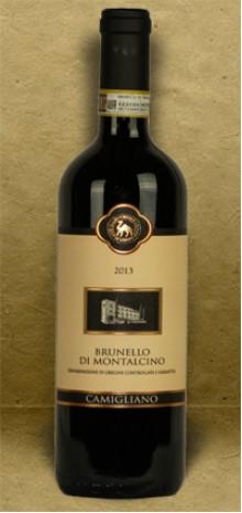 Camigliano Brunello di Montalcino DOCG 2013 Red Wine