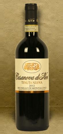 Casanova di Neri Brunello di Montalcino Tenuta Nuova DOCG 2012 Red Wine