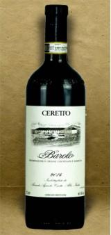 Ceretto Barolo DOCG 2014 Red Wine