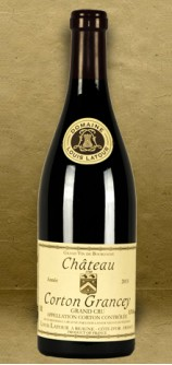 Louis Latour Chateau Corton Grancey Grand Cru Burgundy 2015 Red Wine