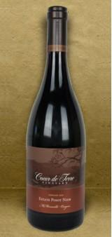 Coeur De Terre Estate Pinot Noir 2011 Red Wine