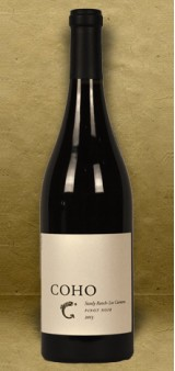 Coho Stanly Ranch Pinot Noir 2013 Red Wine