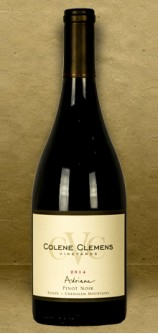 Colene Clemens Adriane Pinot Noir 2014 Red Wine