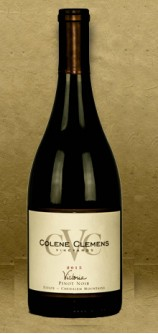 Colene Clemens Victoria Pinot Noir 2015 Red Wine