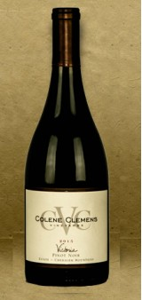 Colene Clemens Victoria Pinot Noir 2015 Red Wine