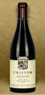 Cristom Jessie Vineyard Pinot Noir 2016 Red Wine