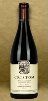 Cristom Jessie Vineyard Pinot Noir 2016 Red Wine