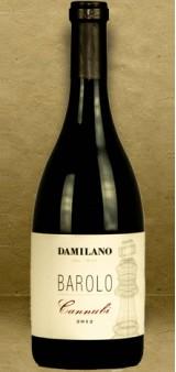 Damilano Barolo Cannubi DOCG 2012 Red Wine