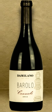 Damilano Barolo Cannubi DOCG 2012 Red Wine