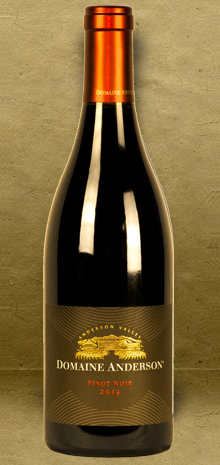 Domaine Anderson Estate Pinot Noir 2013 Red Wine