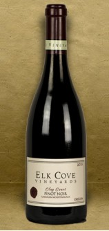 Elk Cove Vineyards Clay Court Pinot Noir 2017 Red Wine