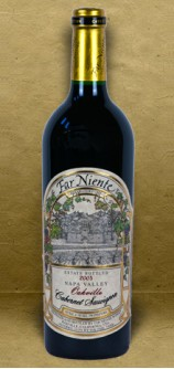 Far Niente 2005 Cave Collection Cabernet Sauvignon Red Wine