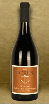 Foxen Bien Nacido Vineyard Block 43 Pinot Noir 2015 Red Wine