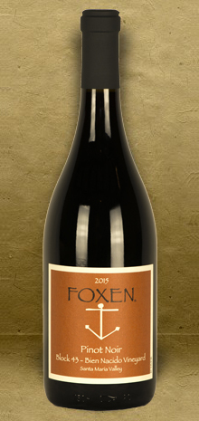 Foxen Bien Nacido Vineyard Block 43 Pinot Noir 2015 Red Wine