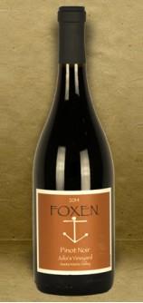 Foxen Julia's Vineyard Pinot Noir 2014 Red Wine