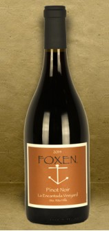 Foxen La Encantada Vineyard Pinot Noir 2014 Red Wine