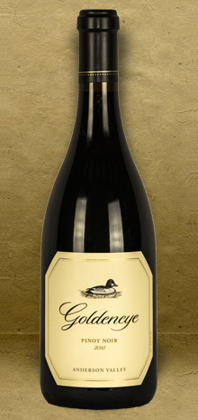 Goldeneye Anderson Valley Pinot Noir 2015 Red Wine