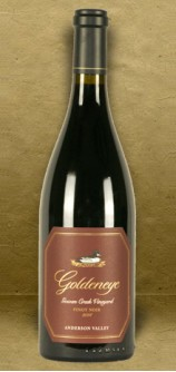 Goldeneye Gowan Creek Vineyard Pinot Noir 2014 Red Wine