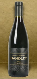 Handley Cellars Yorkville Highlands Pinot Noir 2014 Red Wine