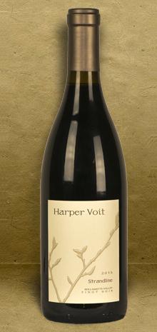 Harper Voit Strandline Pinot Noir 2015 Red Wine