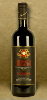 Il Poggione Brunello di Montalcino 2011 Red Wine