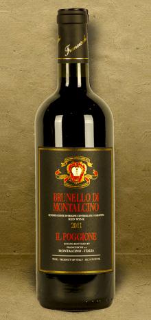 Il Poggione Brunello di Montalcino 2011 DOCG Red Wine