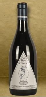 """Au Bon Climat """"Isabelle"""" Pinot Noir 2013 Red Wine"""