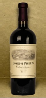 Joseph Phelps Napa Valley Cabernet Sauvignon 2015 Red Wine