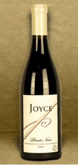 Joyce Vineyards Tondre Grapefield Pinot Noir 2014 Red Wine