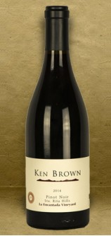 Ken Brown La Encantada Pinot Noir 2014 Red Wine