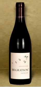 Migration Sonoma Coast Pinot Noir 2016 Red Wine
