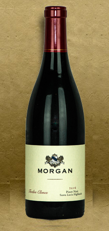 Morgan Twelve Clones Pinot Noir 2016 Red Wine