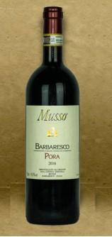 Musso Barbaresco, Pora 2016 Red Wine