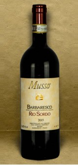 Musso Rio Sordo Barbaresco DOCG 2015 Red Wine