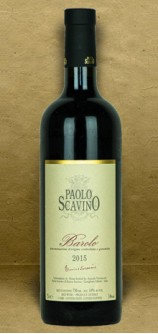 Paolo Scavino Barolo DOCG 2015 Red Wine