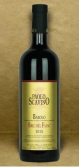 Paolo Scavino Bric del Fiasc Barolo DOCG 2015 Red Wine