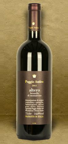 Poggio Antico Altero Brunello di Montalcino DOCG 2012 Red Wine