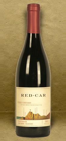Red Car Estate Vineyard Fort Ross-Seaview Pinot Noir 2013 Red Wine