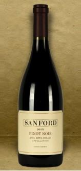 Sanford Sta. Rita Hills Pinot Noir 2015 Red Wine