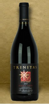 Trinitas Cellars Carneros Stanly Ranch Pinot Noir 2015 Red Wine