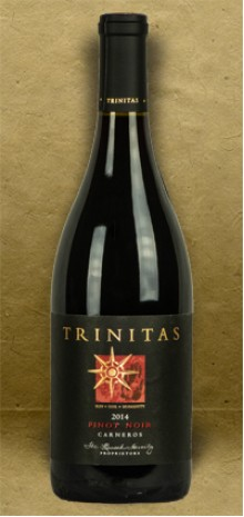 Trinitas Cellars Carneros Pinot Noir 2014 Red Wine