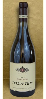 Trisaetum Wichmann Dundee Pinot Noir 2012 Red Wine